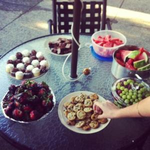 Potluck desserts!