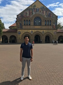 DSV Week One: First Day of Class, Palantir, Stanford – The